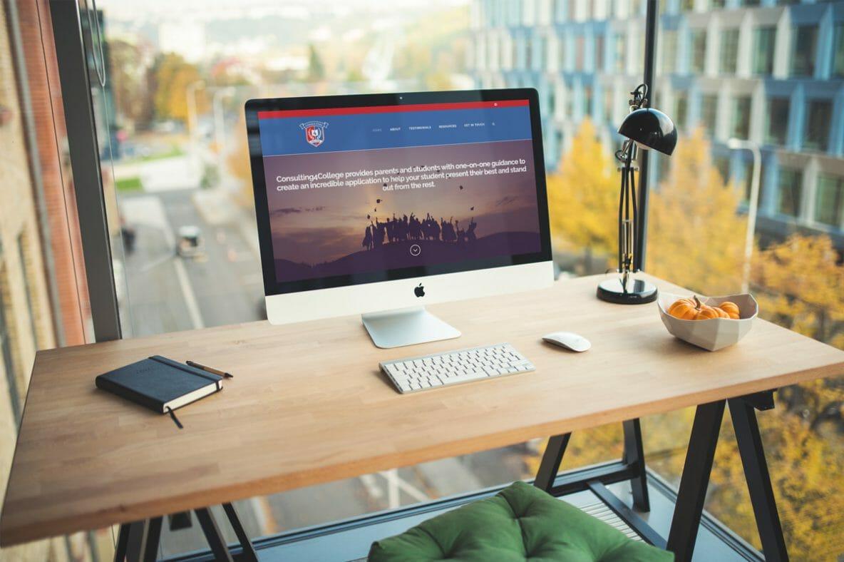 DesignerKen Graphics - Web Development - Consulting4College